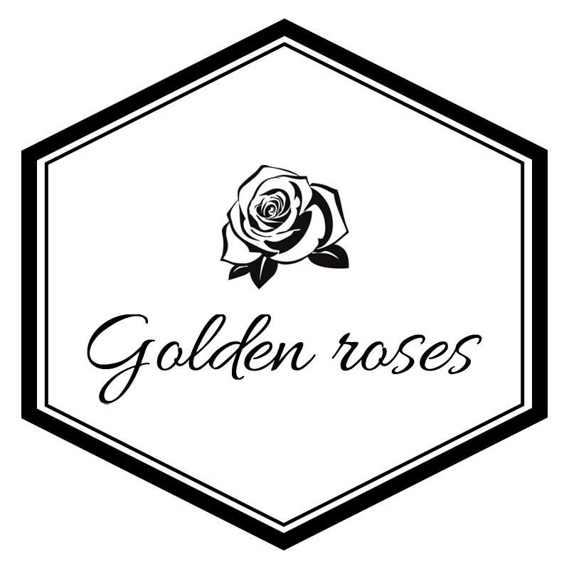 Golden-roses